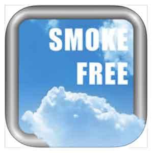 Nichtraucher App Smoke Free
